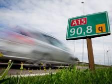 Regio vraagt in Den Haag aandacht voor de A15