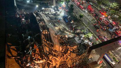 Zeventig personen onder puin nadat Chinees 'quarantaine-hotel' instort