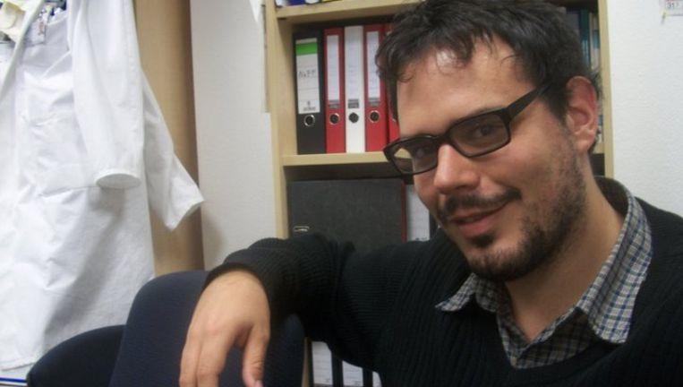 Enzo Tagliazucchi: 'De wereld die we normaal gesproken ervaren is óók een illusie.' Beeld