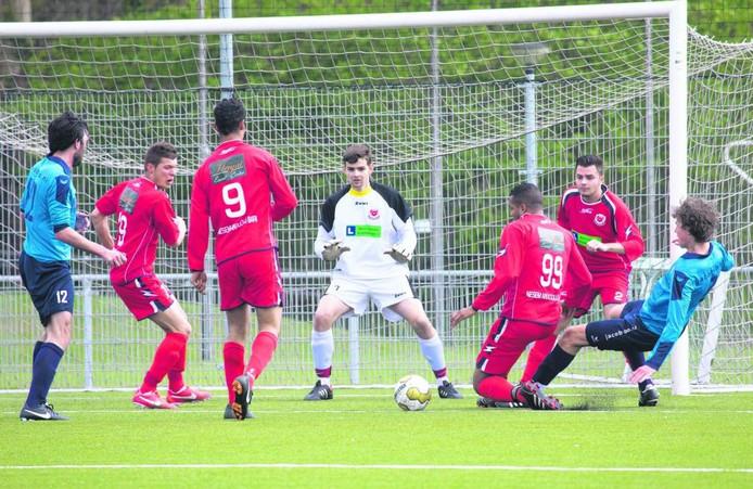 Beeld van FC Jeugd eerder dit seizoen.