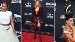 Niet iedereen scoorde op de rode loper van de Billboard Music Awards