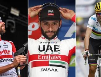 Vandaag start Vuelta: wat u moet weten over de 74ste editie van de Ronde van Spanje
