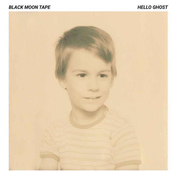 """Pochette de l'album """"Hello Ghost"""""""