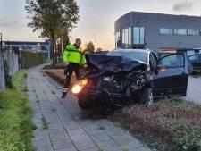 Onwel geworden automobilist veroorzaakt ravage: zes auto's in de prak