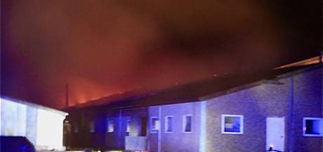 Un millier de porcs tués dans l'incendie d'une étable en Flandre occidentale