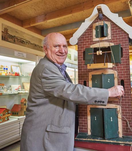 Speelgoed-pakhuis pronkstuk in tentoonstelling 'Kind zijn in de vorige eeuw' in Zeeland