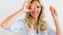 """Diëtiste Saartje Roelens doorprikt succes van  proteïneshakes: """"Met natuurlijke eiwitten hou je dieet langer vol"""""""