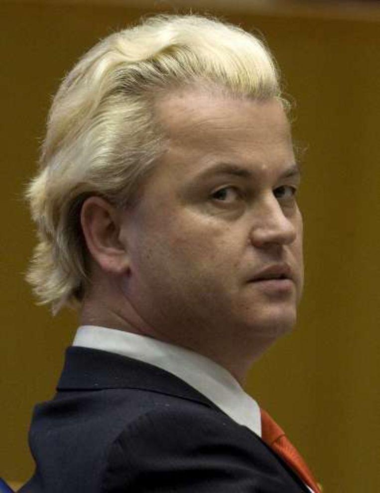 """Wilders: """"Eigenlijk zou Balkenende zijn biezen moeten pakken."""""""