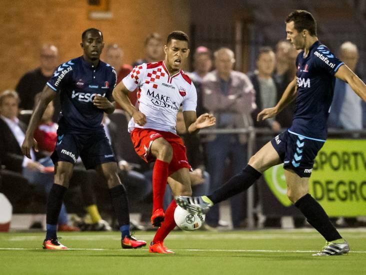 RKC geeft Kozakken Boys-verdediger Juriën Gaari kans in het profvoetbal