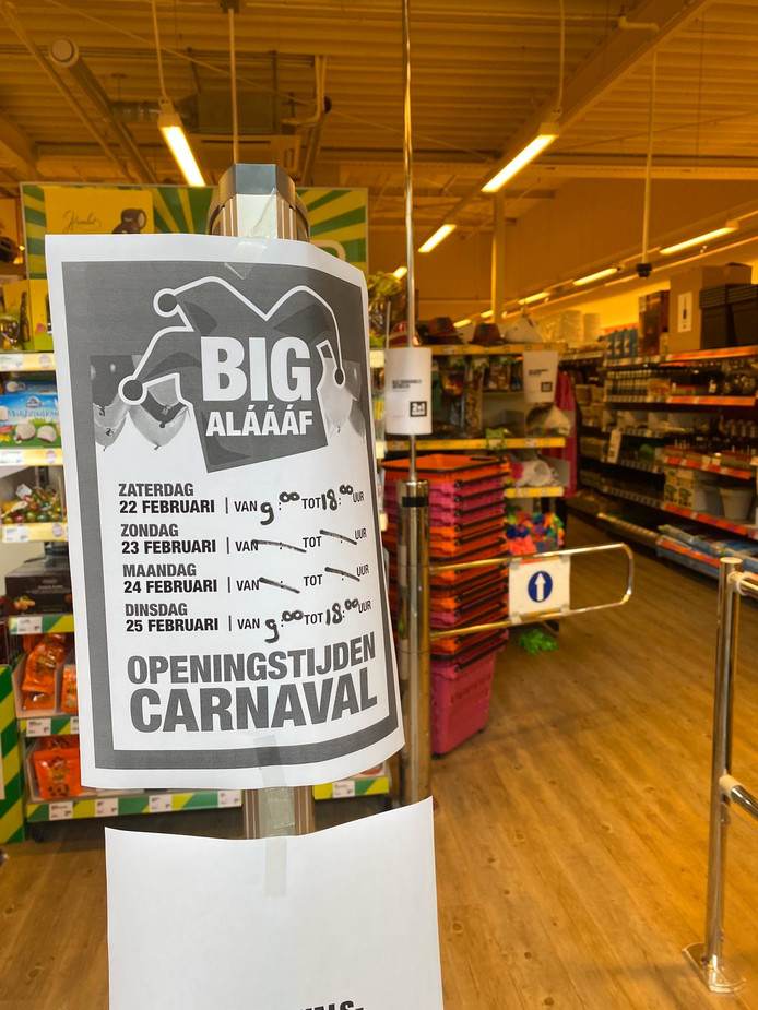 Big Bazaar in de Helftheuvel