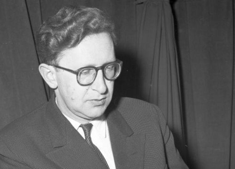 Vassili Smislov (archief, 1956). ANP Beeld