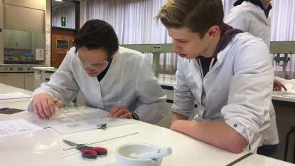 Eerste STEM-leerlingen studeren af in Heilig Graf