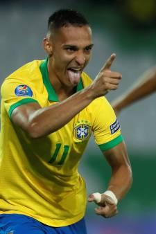 Ajax hoopt op Antony dos Santos