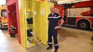"""Brandweer kampt met tekort aan materiaal: """"Met keukenhanddoeken moeten we de vloer kuisen"""""""