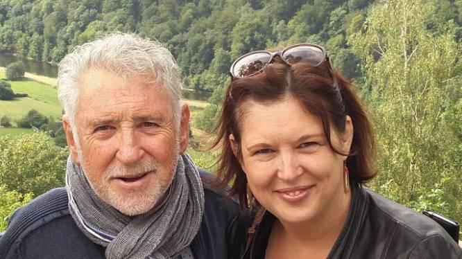 """Els Hoebrechts, een half jaar na het overlijden van haar vader Johny Voners: """"Ooit, ergens, drink ik weer een glas wijn met hem''"""