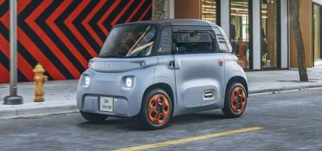 Autorijden voor 20 euro per maand: de Citroën Ami is een 'stadsauto' nieuwe stijl
