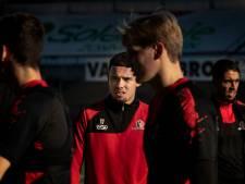 Cuijkenaar Joël Roeffen maakt debuut in betaald voetbal
