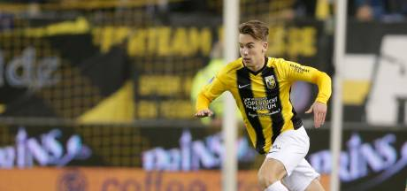 Talent Vroegh naast Honda in basis bij Vitesse; Tannane terug in selectie