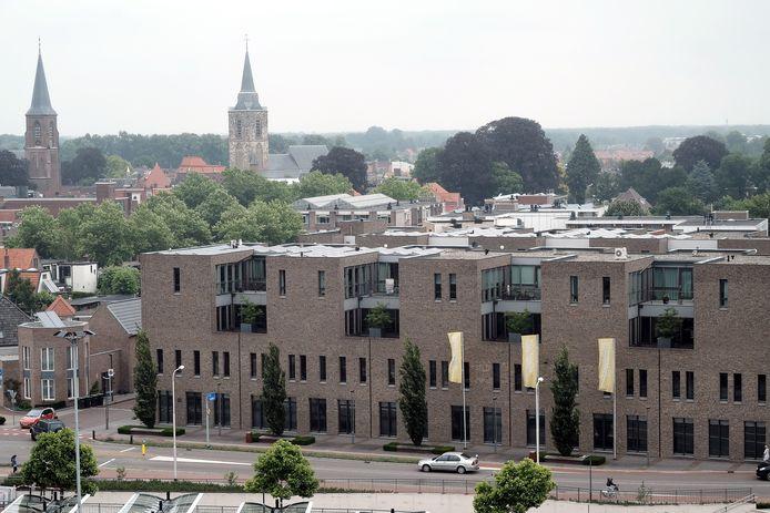 Het gemeentekantoor in Winterswijk.