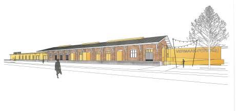 Zo ziet het nieuwe museum voor EDAH en draaiorgels in Helmond eruit