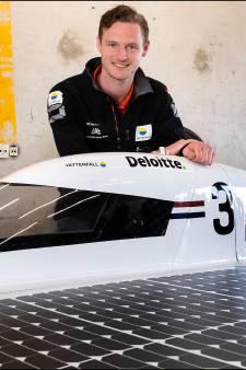 Zonneauto van WK-deelnemer Tom Salden uit Nieuwveen wordt vandaag onthuld