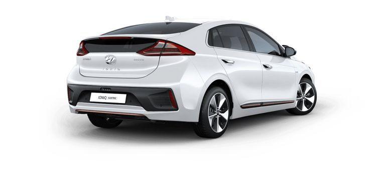 Hyundai Ioniq Beeld .