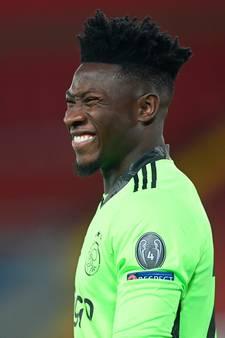 Ajax-doelman Onana na zeldzame blunder: 'Ik neem de schuld volledig op me'