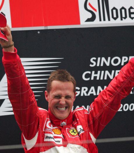 Jean Todt donne des nouvelles de Michael Schumacher
