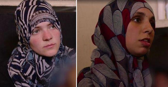 Tatiana Wielandt (27 ans) et Bouchra Abouallal (26 ans).