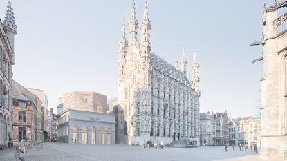 Historisch stadhuis wordt publieke trekpleister voor toeristen én Leuvenaars
