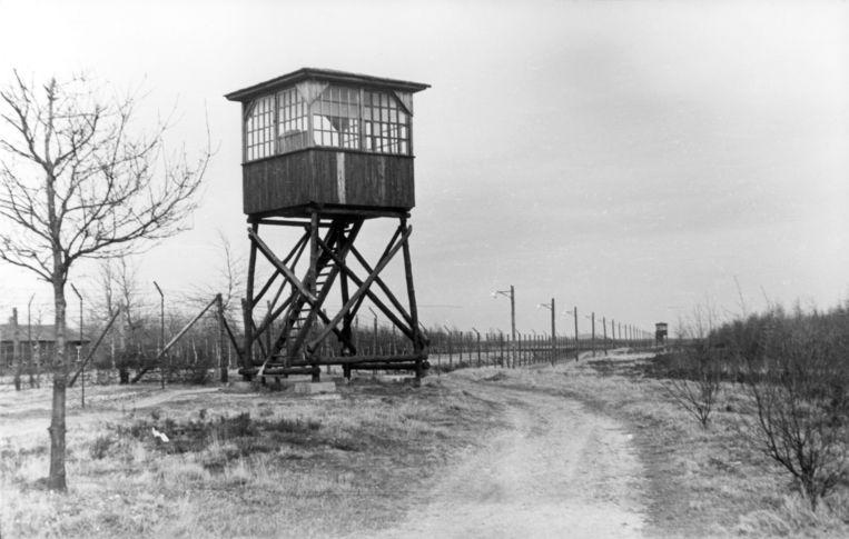 Kamp Westerbork Beeld Hollandse Hoogte / Spaarnestad Photo