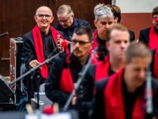 Jostiband treedt op bij benefietconcert in Nijmegen