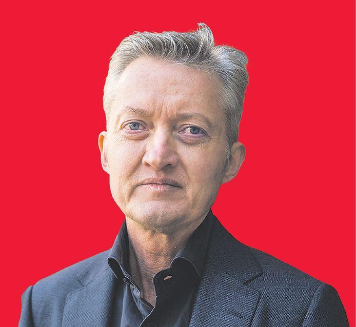 Maxim Februari krijgt donderdagavond in Den Haag de P.C. Hooftprijs uitgereikt.