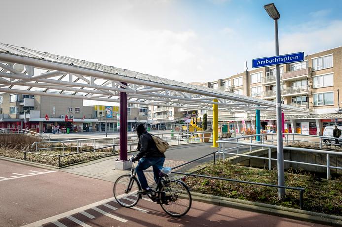 De wijk Zevenkamp gaat achteruit en dat zorgt ook voor meer problemen op scholen.