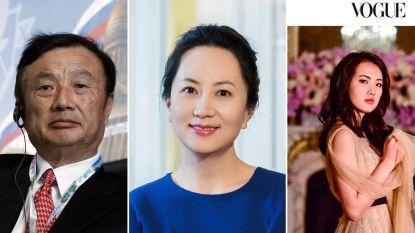 Drie huwelijken, een arrestatie en een socialite: dit is de steenrijke dynastie achter telecombedrijf Huawei