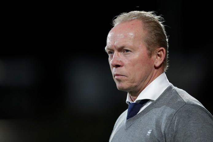 Helmond Sport-coach Wil Boessen