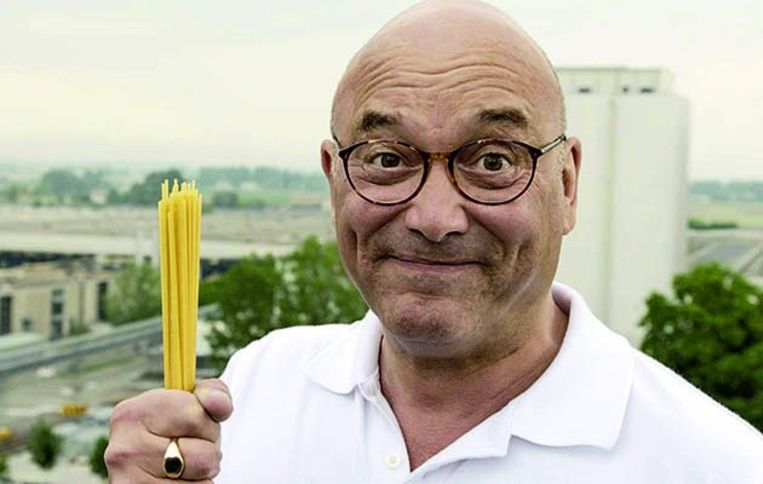 Inside the factory: pasta (Gregg Wallace)