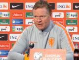 Koeman: We weten niet hoe Duitsland gaat spelen