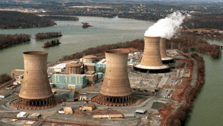 De kernreactoren van Three Mile Island
