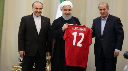 Iraanse president roept opnieuw op stadionverbod voor vrouwen af te schaffen