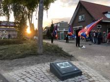 'Stenen historie' Helenastraat Uden onthuld, start feest 75-jarig bestaan