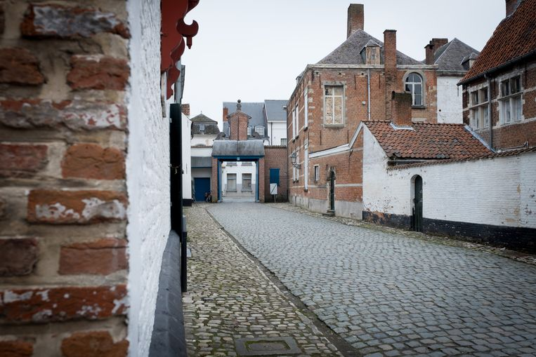 De restauratie van het begijnhof wordt investeringspost nummer 1 voor de stad Lier.