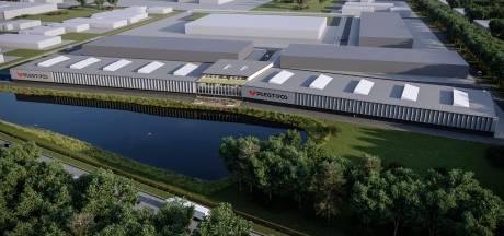 Bij Plegt-Vos komen woningen straks uit de fabriek in Almelo en doen robots het werk