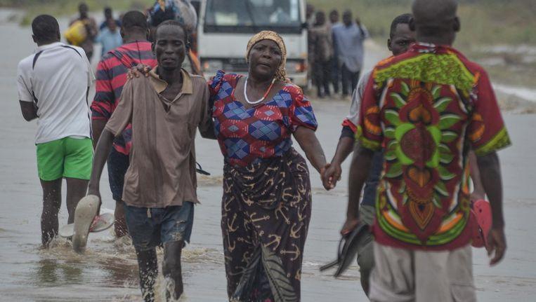 De VN maken 13 miljoen dollar vrij voor noodhulp. Beeld afp