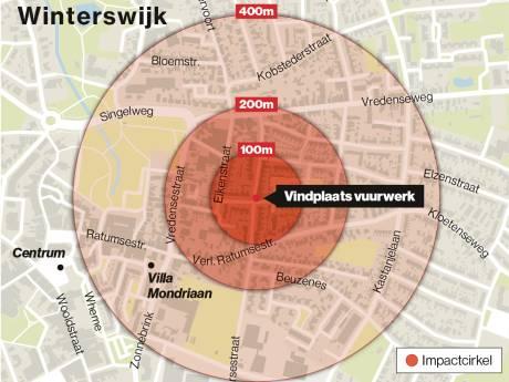 Winterswijk aan vuurwerkramp ontsnapt na vondst ruim 250 kilo 'zware explosieven', aldus politie