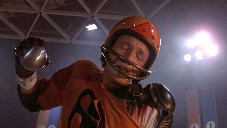 James Caan als Jonathan E in Rollerball Beeld Rollerball