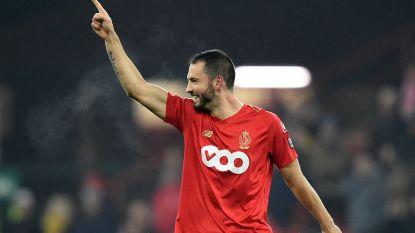 Eerste match, eerste goal voor Kosanovic
