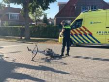 Fietser raakt gewond bij aanrijding op de IJzerweg in Apeldoorn