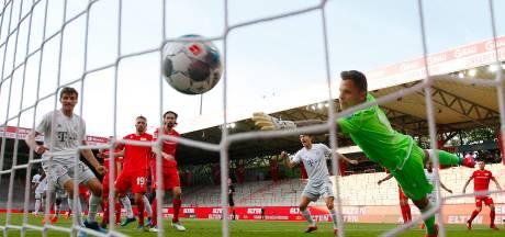 À huis clos et sans briller, le Bayern Munich reprend par une victoire