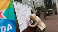 PVDA voert actie tegen jeugdwerkloosheid